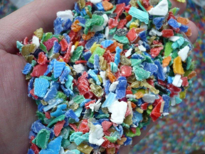 Tapones de plástico - Minipuntos Limpios